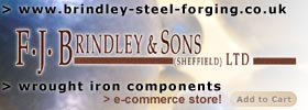 Brindley Steel Forging