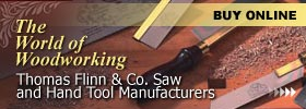 Thomas Flinn's World of Woodworking - online purchasing